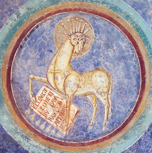 L'Agnello giunse e prese il libro alla destra di Colui che era seduto sul trono Ap 5,7 dans Papa Benedetto XVI 01n_03_02