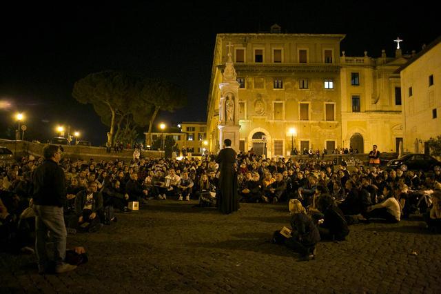 Giro Delle 7 Chiese.Roma Il Giro Delle Sette Chiese Il Pellegrinaggio Notturno