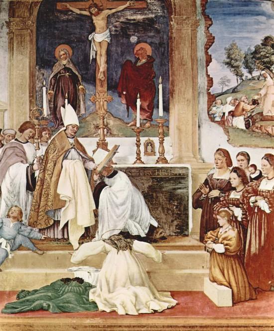 Villa St Benedict Mass Times