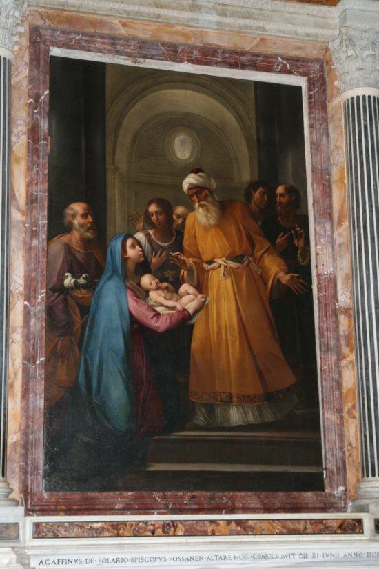 Le opere d'arte della Chiesa Nuova, per presentare i misteri di ...