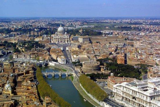 Una terrazza su Roma. O dell\'importanza di trasmettere ai figli lo ...