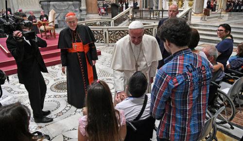 Papa francesco al convegno della diocesi di roma sulla - Gemelli diversi prima o poi testo ...