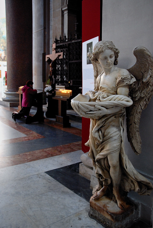 Risultati immagini per angeli barocchi