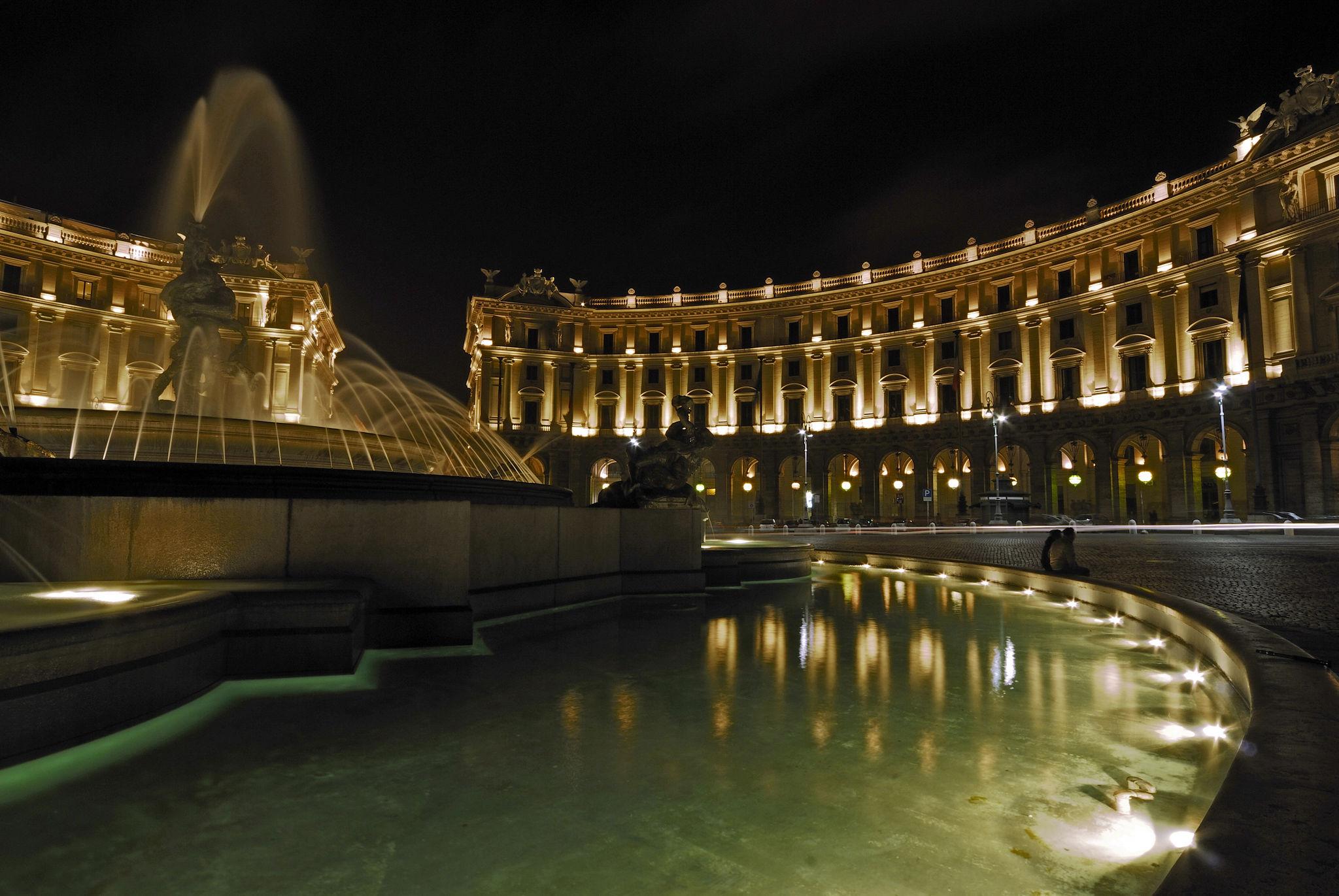 Grand Hotel Roma Piazza Esedra