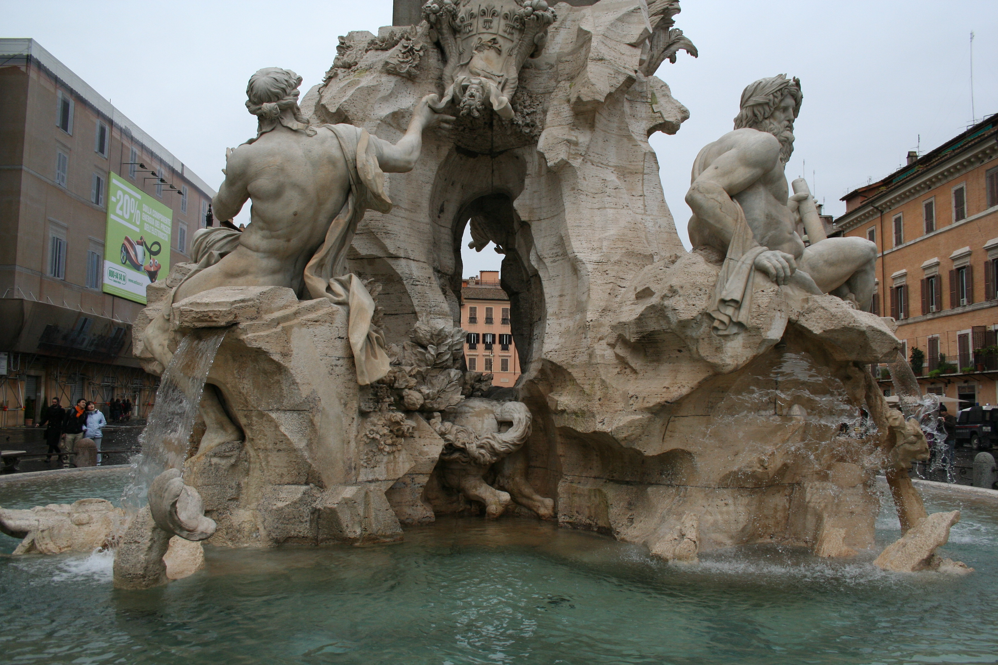 Giovanni Lorenzo Bernini Bernini%20fontana%20051