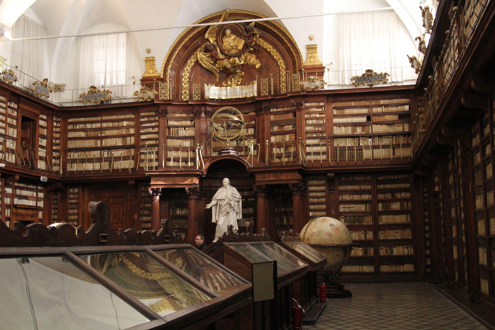 biblioteca orbassano san luigi rome - photo#36