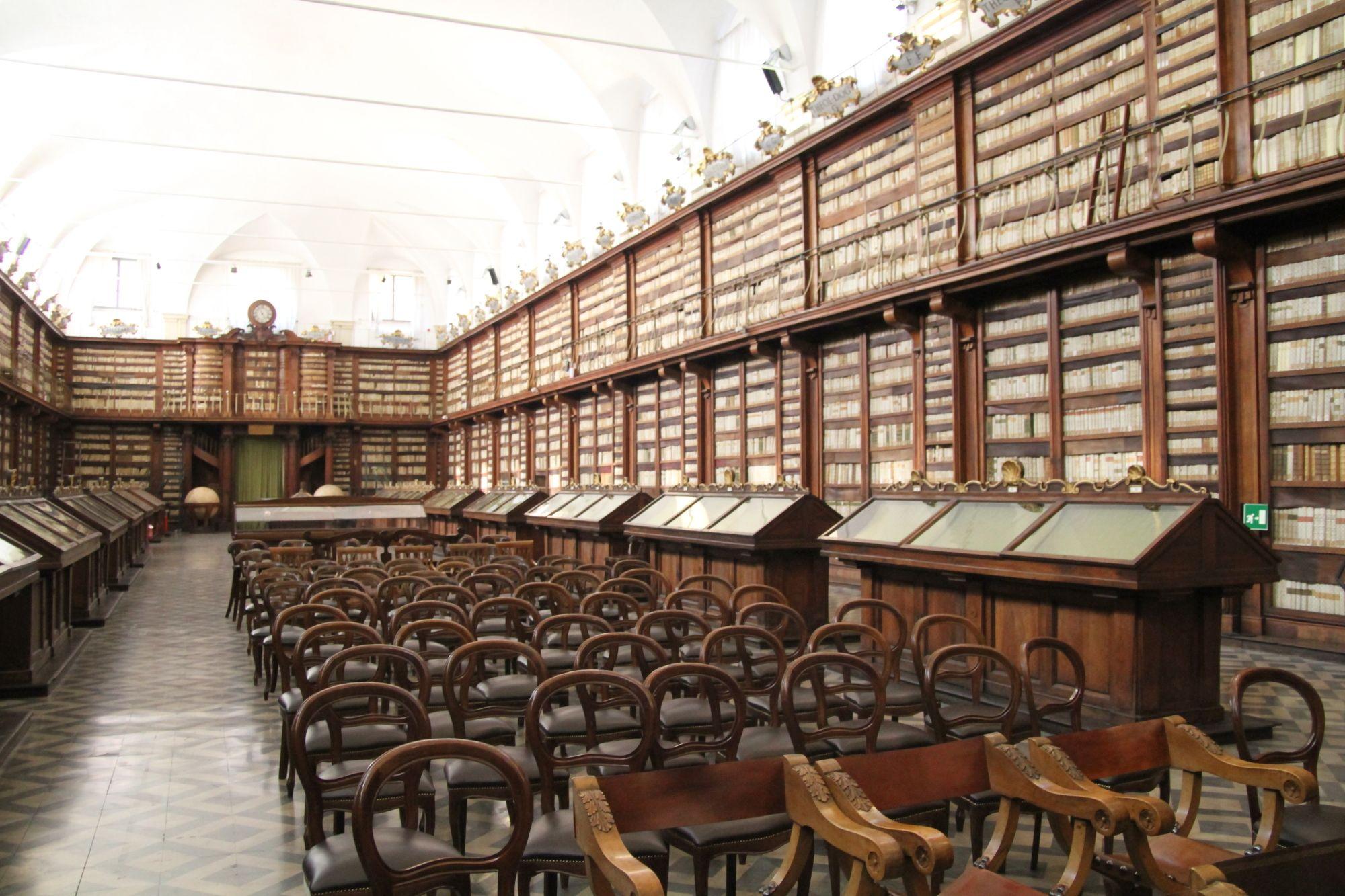 biblioteca orbassano san luigi rome - photo#11