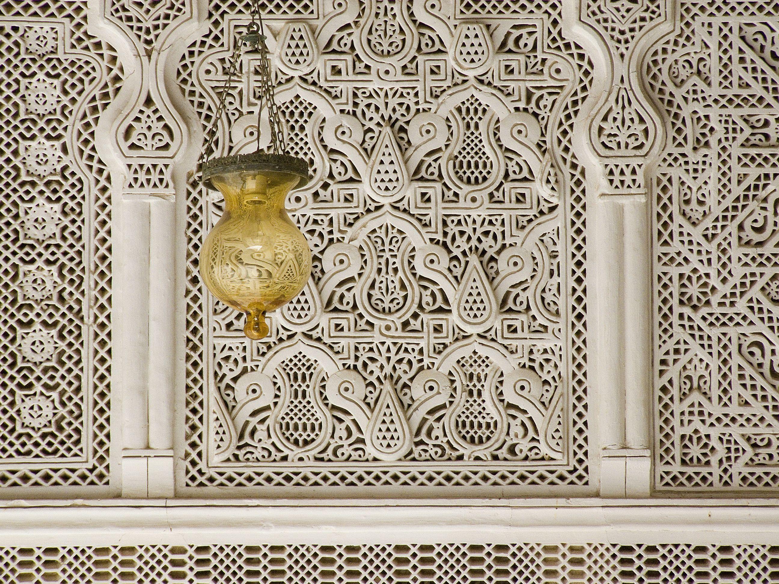 Tunisia Moschea Kairouan Tunisia Moschea Del Barbiere