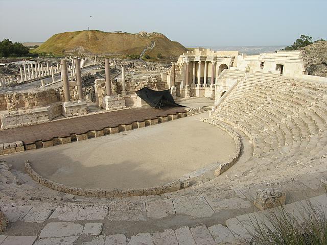 Bet Shean: teatro