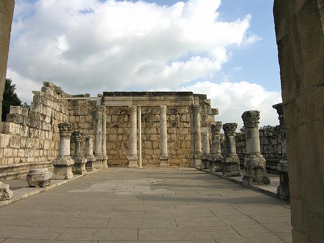 Cafarnao: la Sinagoga