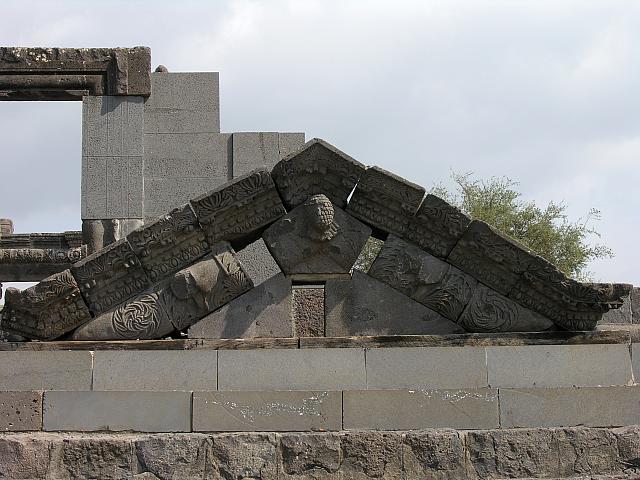 """Corazin: resti della sinagoga """"nera"""""""