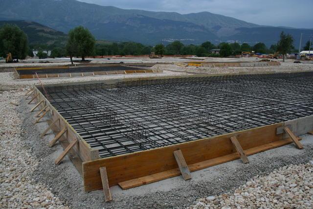 Onna le fondamenta per costruire le case in legno for Case in legno senza fondamenta