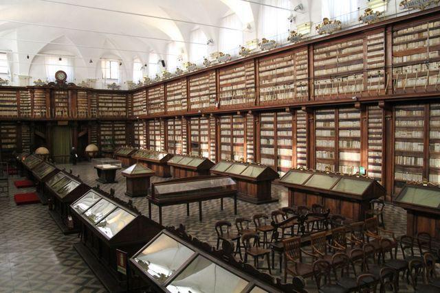 biblioteca orbassano san luigi rome - photo#41
